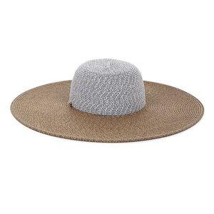 BCBG Maxazria Chic Floppy Hat
